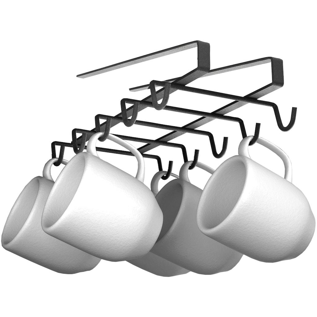 Metaltex Einhängekorb, (2 St.), für 10 Tassem