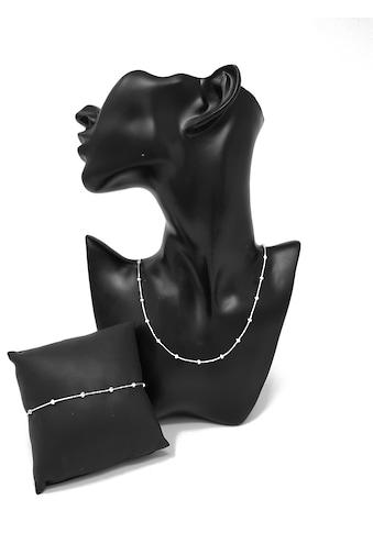 La Piora Silberkette »Kette & Armband«, Set, 925/- Sterlingsilber kaufen