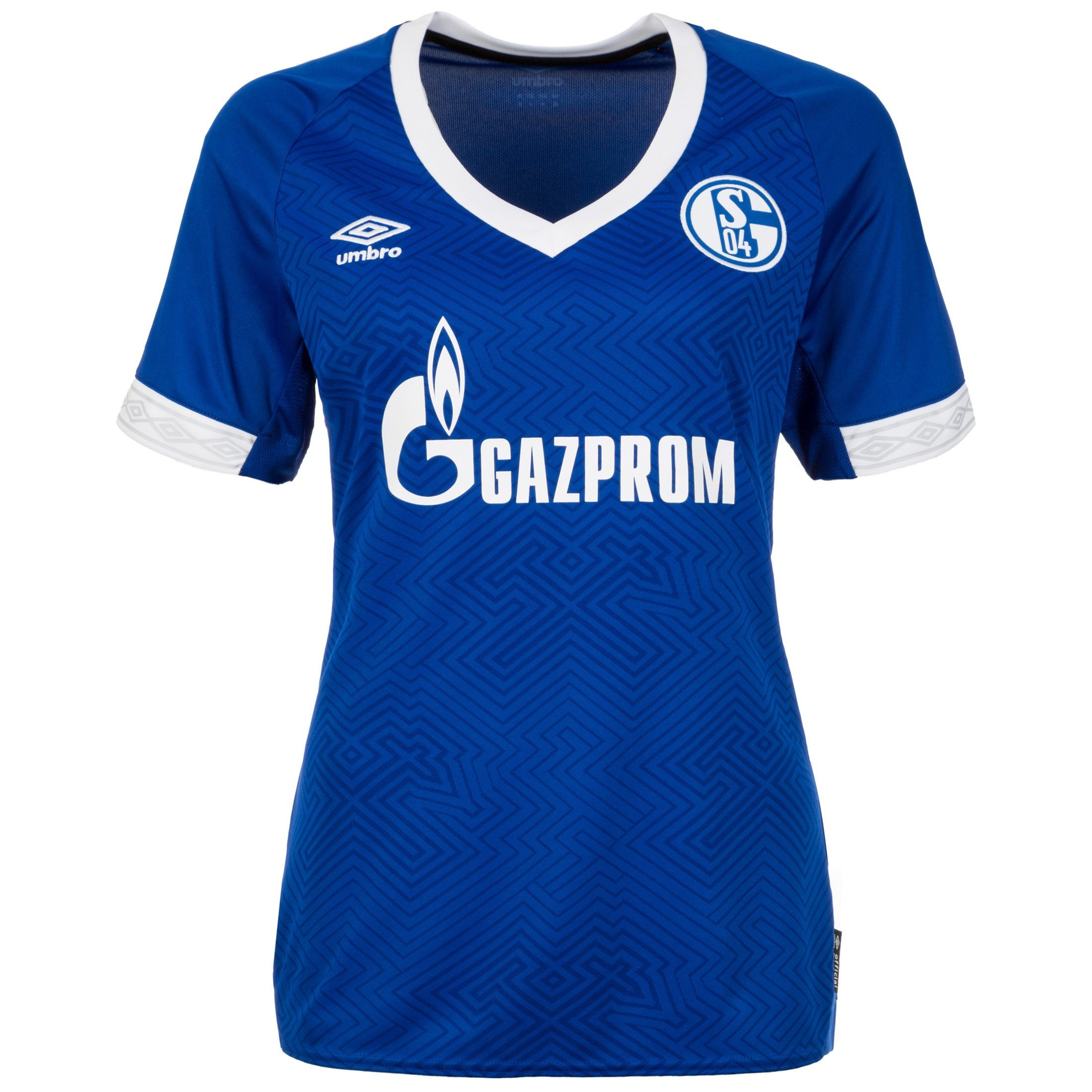 Umbro Fußballtrikot Fc Schalke 04 18/19 Heim   Sportbekleidung > Trikots   Umbro