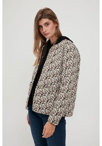 fransa Blouson »FRBAQUILLI 3 Jacket 20609577«, Leichte Jacke mit Blumenprint kaufen