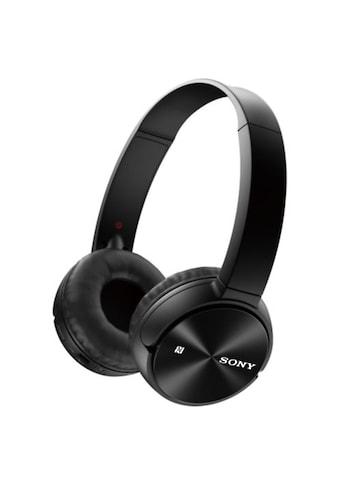 Sony Kopfhörer »MDR - ZX330BT On - Ear - Kopfhörer mit Bluetooth und NFC« kaufen