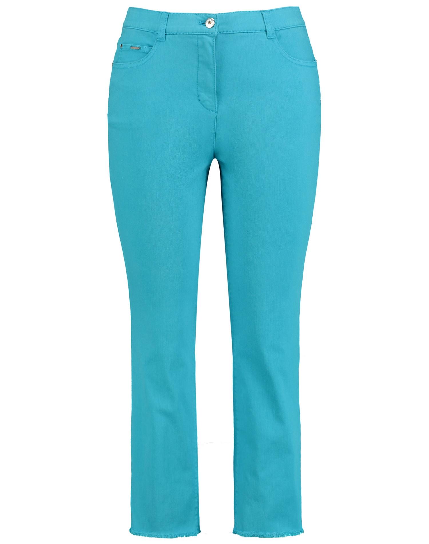 samoon -  Hose Freizeit verkürzt 7/8 Flared-Jeans Betty Jeans