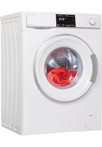Sharp Waschmaschine ES - HFB8143W3 - DE kaufen