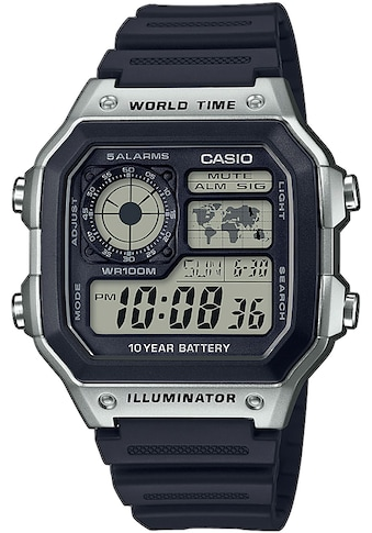 Casio Collection Chronograph »AE-1200WH-1CVEF« kaufen