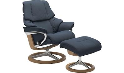 Stressless® Relaxsessel »Reno«, mit Signature Base, Größe S, M & L, Gestell Eiche kaufen