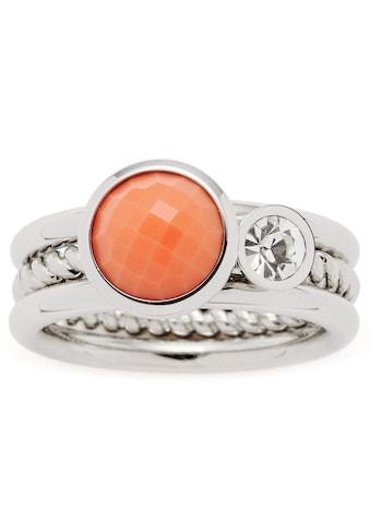 LEONARDO Ring - Set »Letizia, 017917, 18, 19« (Set, 2 tlg.) kaufen