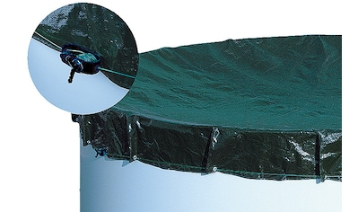 MYPOOL Abdeckplane , für Achtform -  und Ovalbecken, in 2 Größen kaufen
