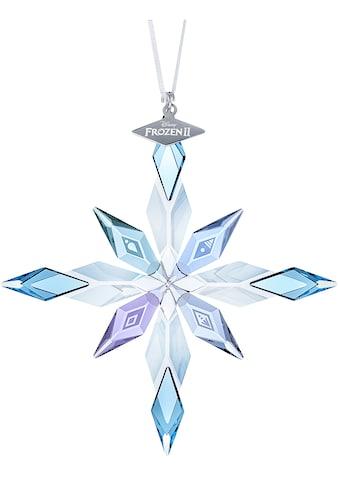 Swarovski Dekofigur »Die Eiskönigin 2, Schneeflocken Ornament, 5492737«, Swarovski® Kristall kaufen