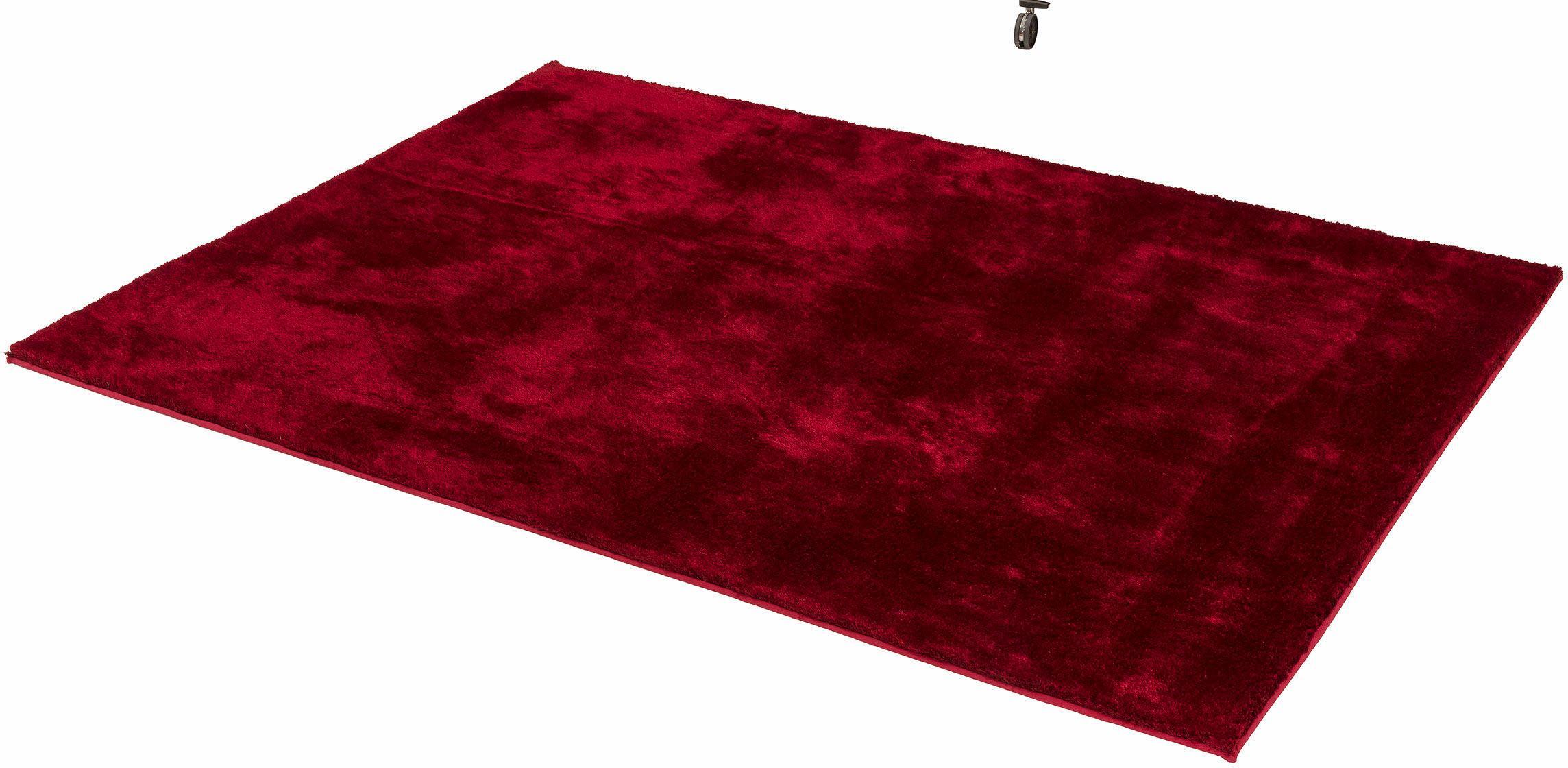 Hochflor-Teppich New Elegance SCHÖNER WOHNEN-Kollektion rechteckig Höhe 30 mm maschinell getuftet