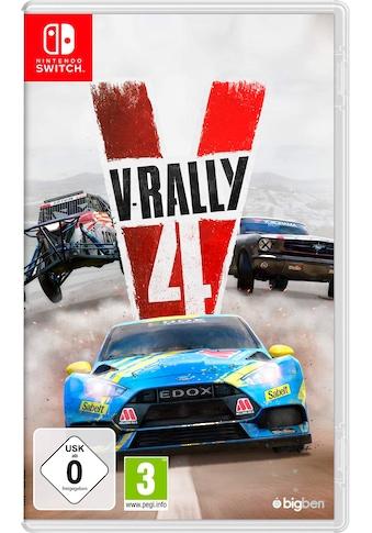 BigBen Spiel »V-Rally 4«, Nintendo Switch kaufen