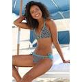 Venice Beach Triangel-Bikini, mit Kontrastfarbenen Details