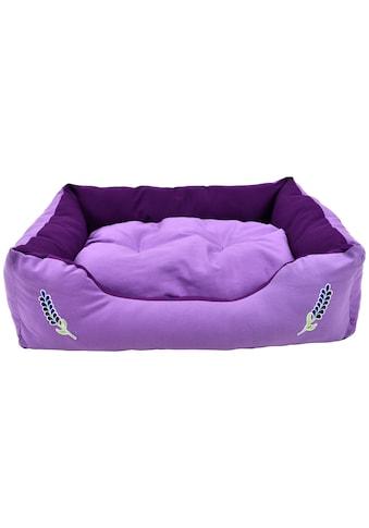 HEIM Tierbett »Lavendel«, BxLxH: 58x75x19 cm kaufen