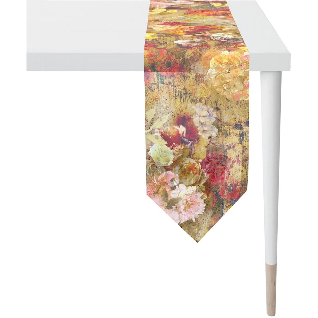 APELT Tischband »2710 Herbstzeit«, (1 St.), Digitaldruck
