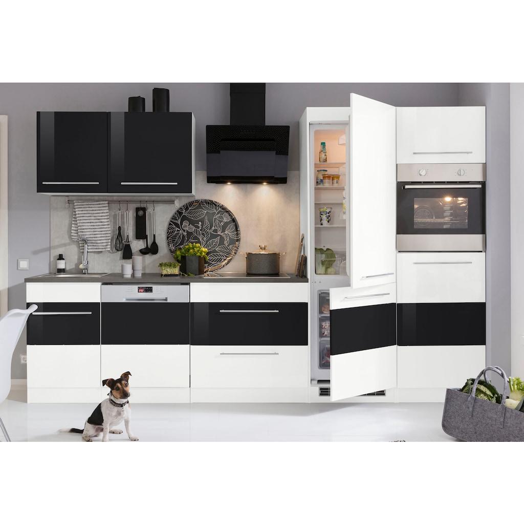 HELD MÖBEL Küchenzeile »Trient«, ohne E-Geräte, Breite 310 cm