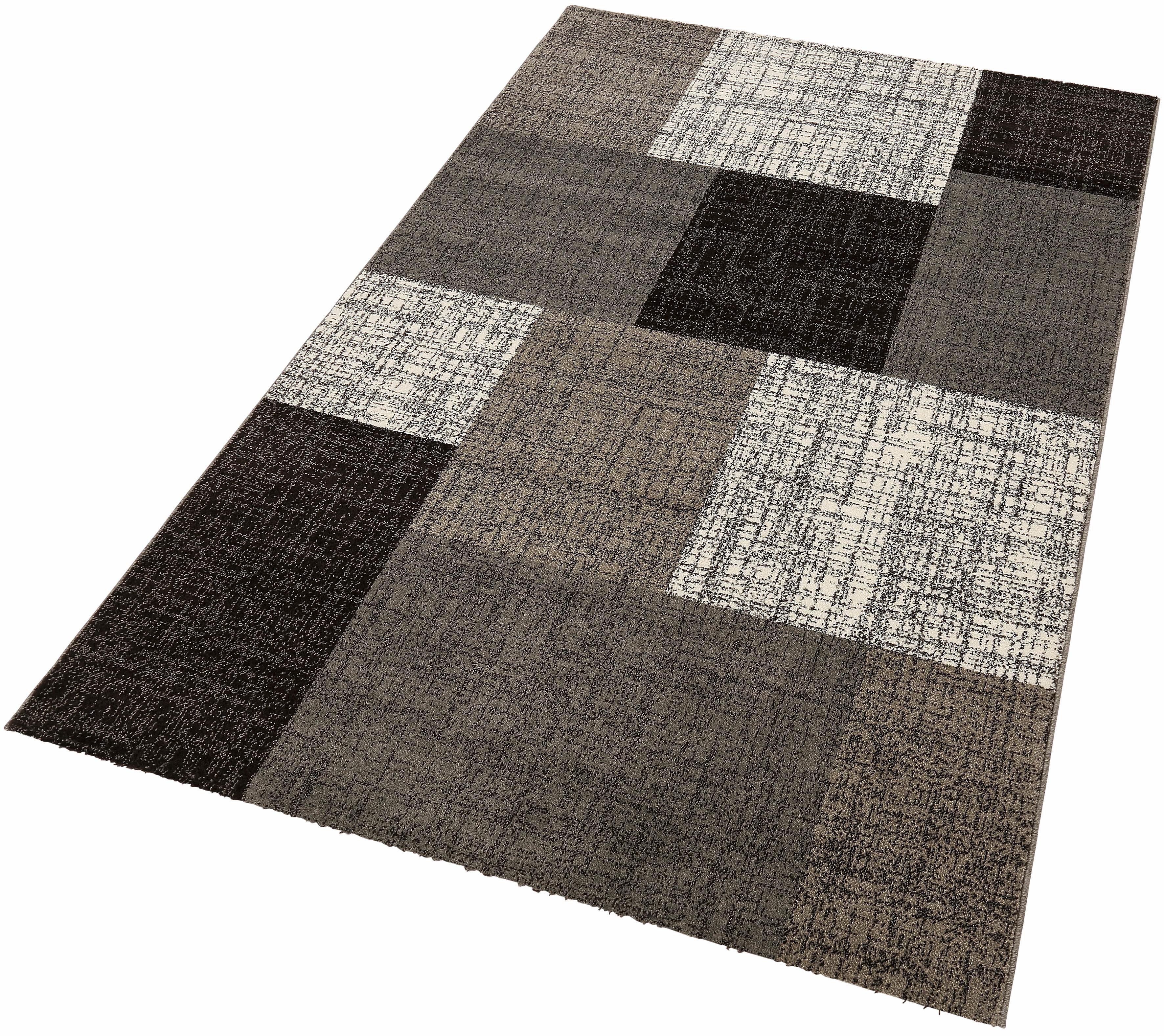 Teppich Modern 105 LALEE rechteckig Höhe 11 mm maschinell gewebt