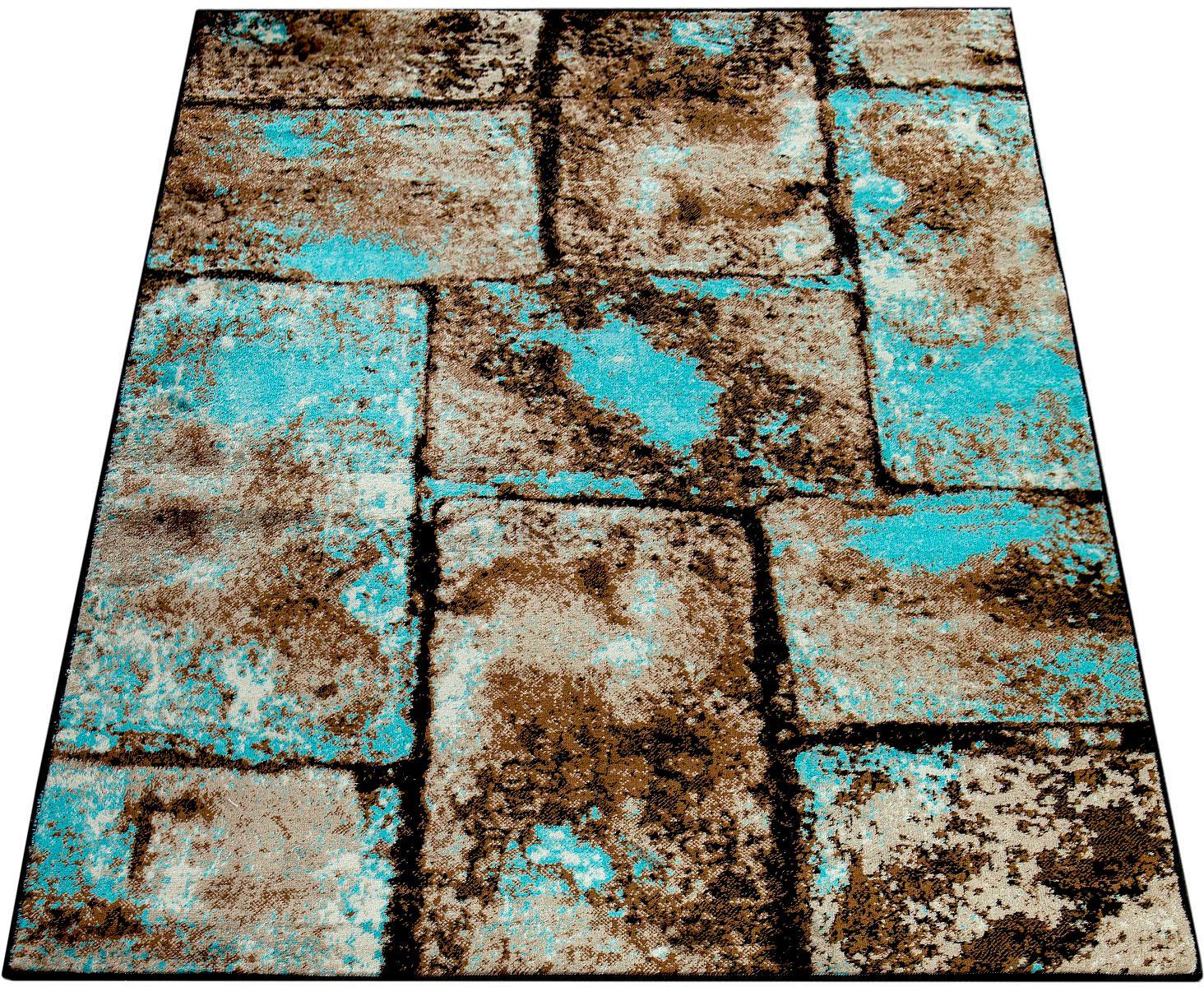 Teppich Metro 158 Paco Home rechteckig Höhe 13 mm maschinell gewebt