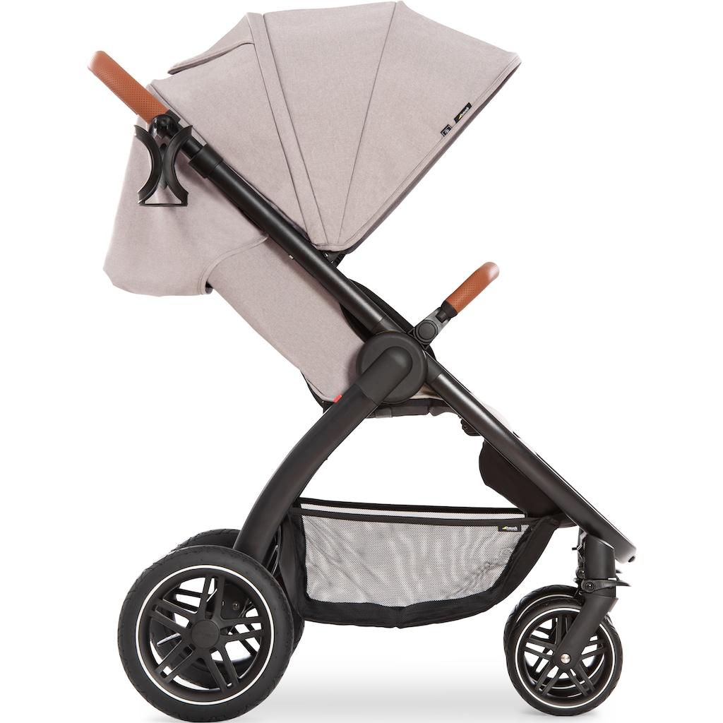 Hauck Kinder-Buggy »Uptown«, 22 kg, mit schwenk- und feststellbaren Vorderrädern; Kinderwagen, Buggy, Sportwagen, Sportbuggy, Kinderbuggy, Sport-Kinderwagen