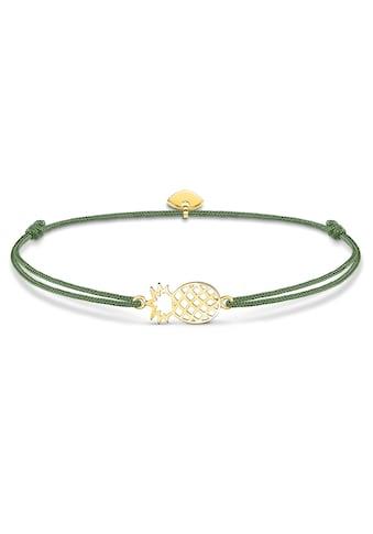 THOMAS SABO Armband »Little Secret Ananas, LS110-413-6« kaufen