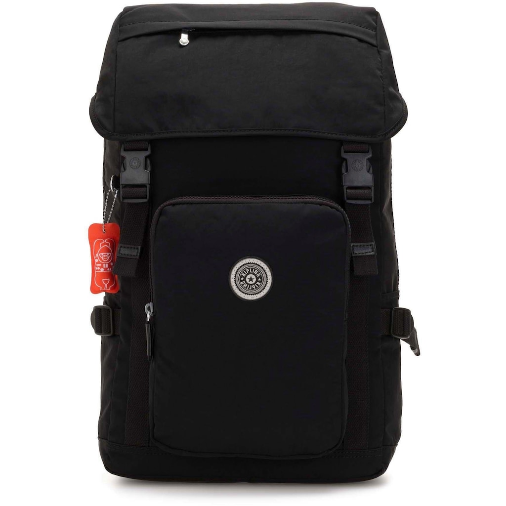 KIPLING Laptoprucksack »Yantis, Brave Black«