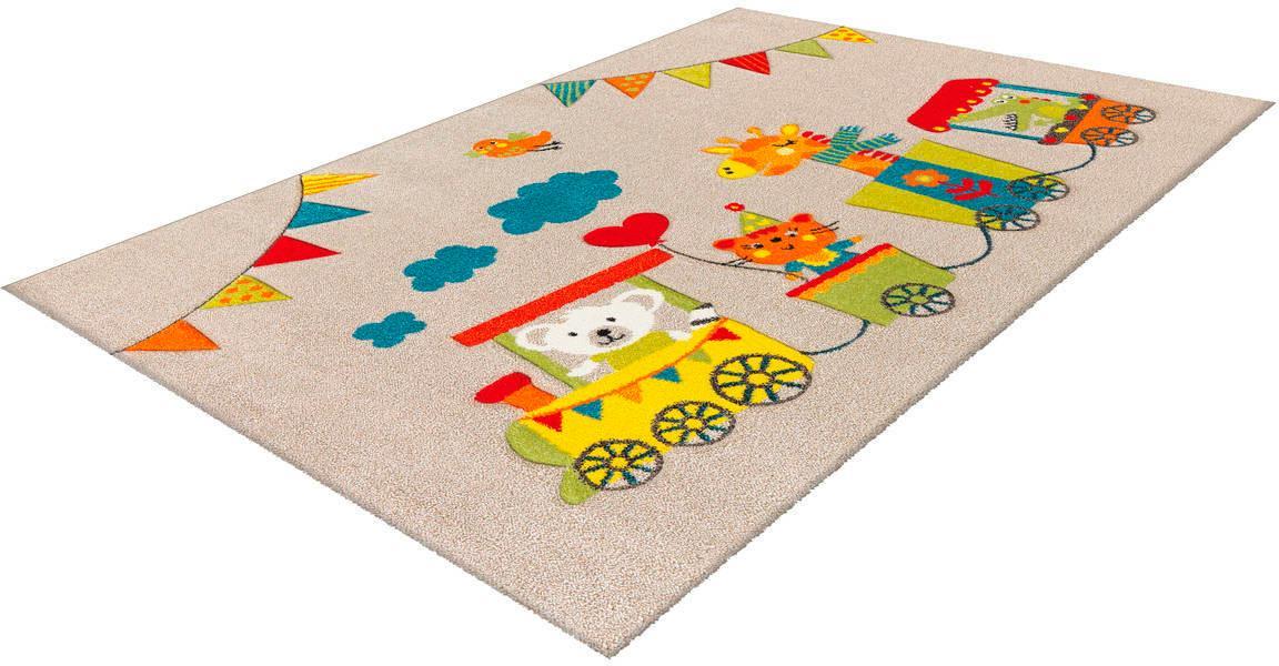 Kinderteppich Move 4481 Arte Espina rechteckig Höhe 13 mm maschinell gewebt