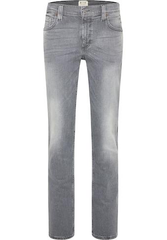 MUSTANG 5-Pocket-Jeans »Washington«, Used-Look kaufen