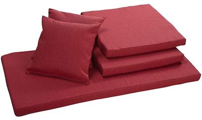 GO - DE Sesselauflage »Formentra«, 5 - tlg., Polyester kaufen