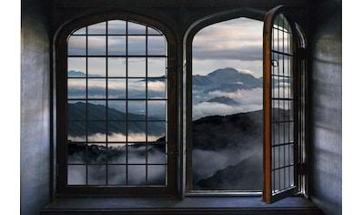 queence Wandsticker »Wolkendecke« kaufen