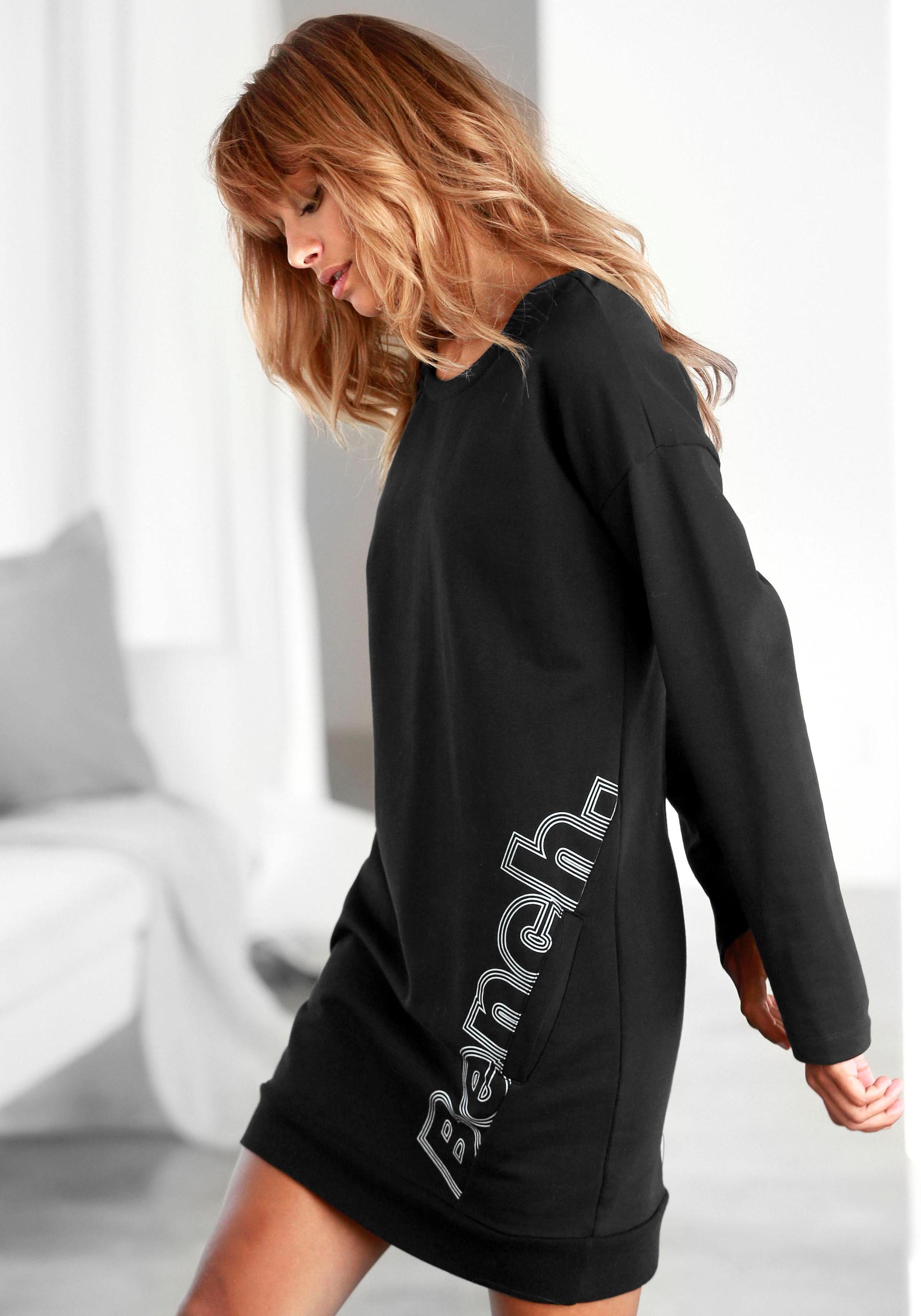 Bench. Sweatkleid online bestellen