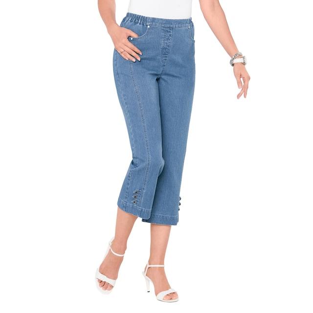 Classic Basics 3/4-Jeans