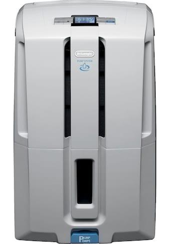 De'Longhi Luftentfeuchter »DD230P«, für 150 m³ Räume, Entfeuchtung 30 l/Tag, Tank 7 l kaufen