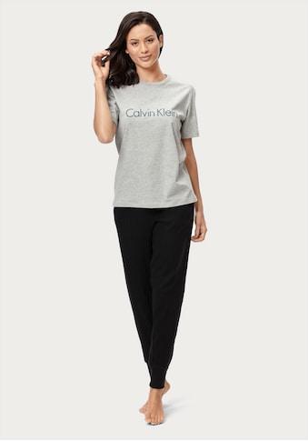 Calvin Klein Relaxhose, mit seitlichen Eingrifftaschen kaufen
