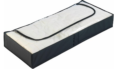 WENKO Unterbettkommode »Deep Black«, (Set, 4 St.) kaufen