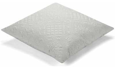 IBENA Kissenbezug »Soni«, (2 St.), mit feinem Muster kaufen