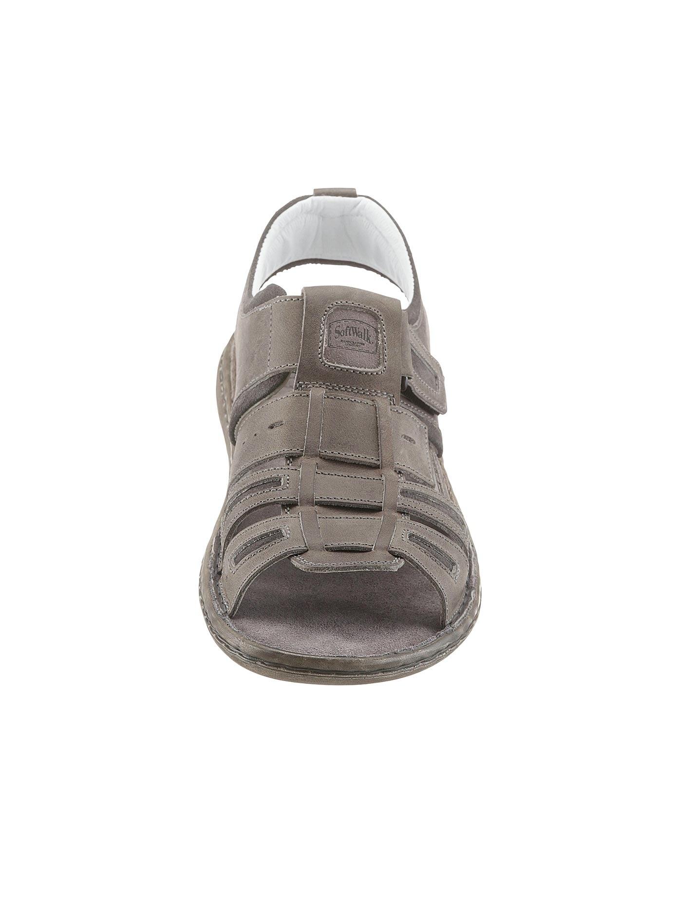 SoftWalk Sandale mit weichem Leder-Fubett Leder-Fubett Leder-Fubett per Rechnung | Gutes Preis-Leistungs-Verhältnis, es lohnt sich 86bf13