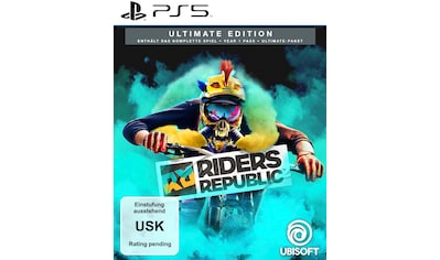 Riders Republic Ultimate Edition PlayStation 5 kaufen