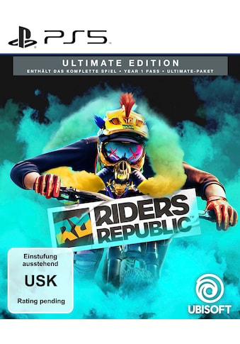 UBISOFT Spiel »Riders Republic Ultimate Edition«, PlayStation 5 kaufen