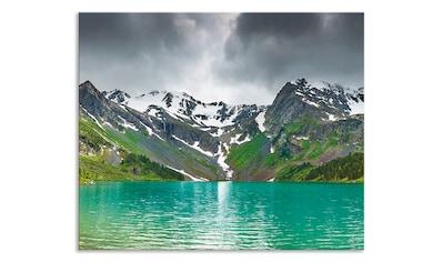 Artland Küchenrückwand »Bergsee« kaufen