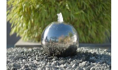 UBBINK Gartenbrunnen »Kambos«, mit LED, ØxH: 30x30 cm kaufen