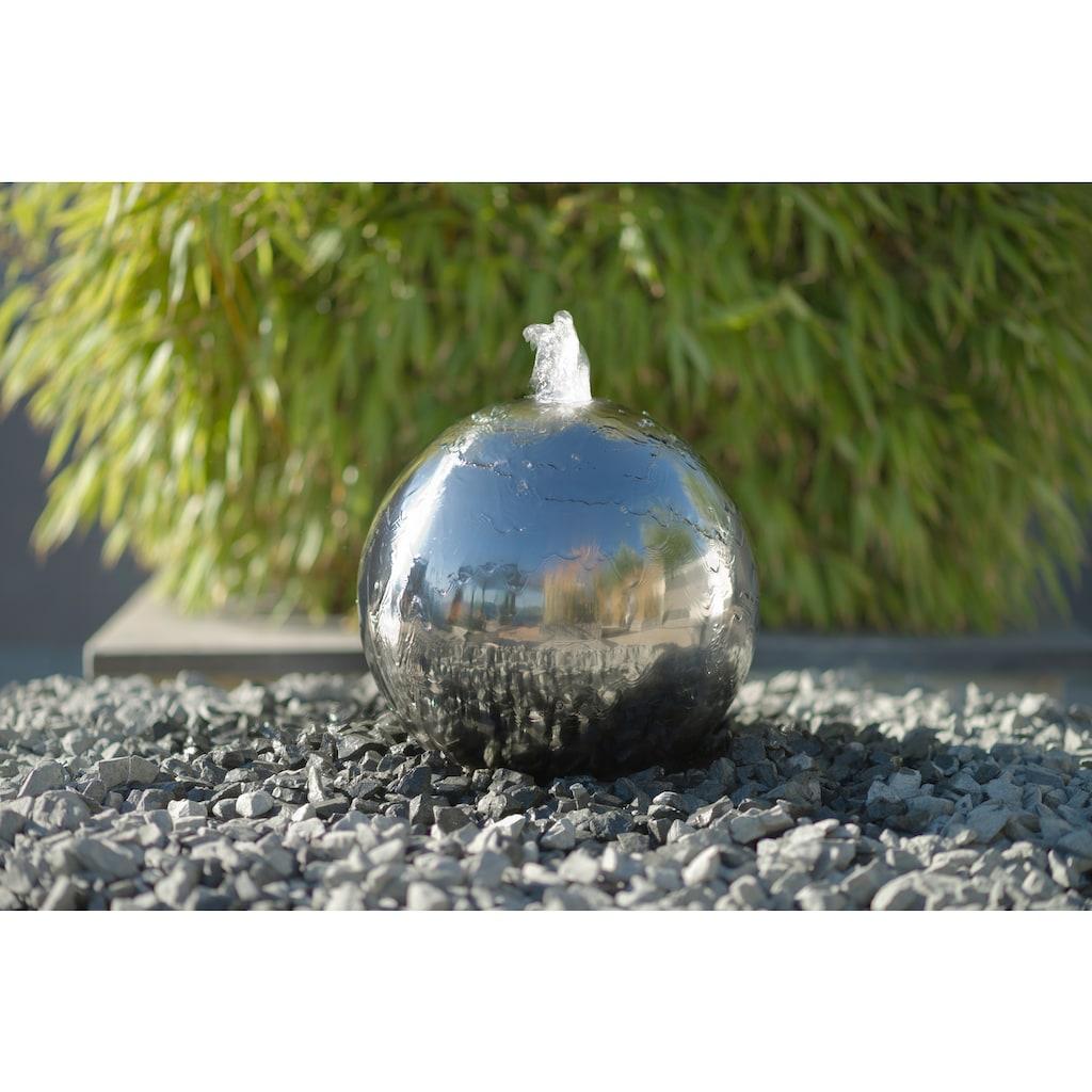 UBBINK Gartenbrunnen »Kambos«, mit LED, ØxH: 30x30 cm