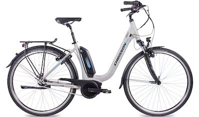 Chrisson E - Bike »E - CASSIOPEA«, 7 Gang Shimano Nexus SG - C3000 - 7 Schaltwerk, Nabenschaltung, Mittelmotor 250 W kaufen