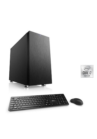CSL »HydroX T9582 Wasserkühlung« Gaming - PC (Intel, Core i7, UHD Graphics 630, Wasserkühlung) kaufen
