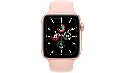 Apple SE GPS + Cellular, Aluminiumgehäuse mit Sportarmband 44mm Watch kaufen