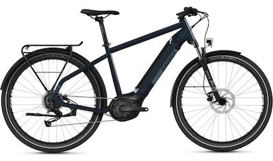Ghost E-Bike »E-Square Trekking Universal B AL U«, 9 Gang, Shimano, Alivio RD-M3100, Mittelmotor 250 W kaufen