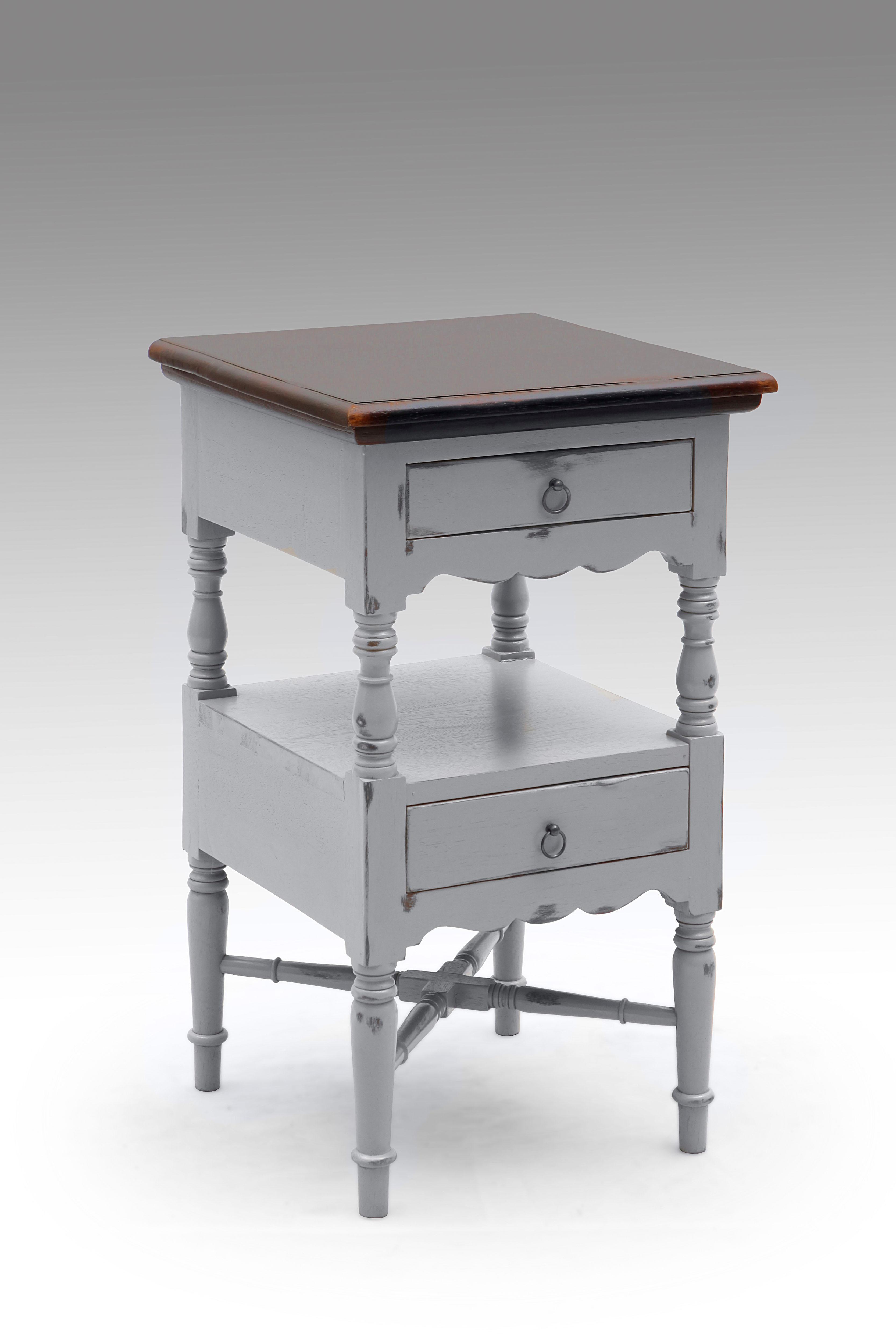 SIT BeistelltischSpa in Vintage-Optik Wohnen/Räume/Wohnzimmer/Couchtische & Beistelltische/Beistelltische