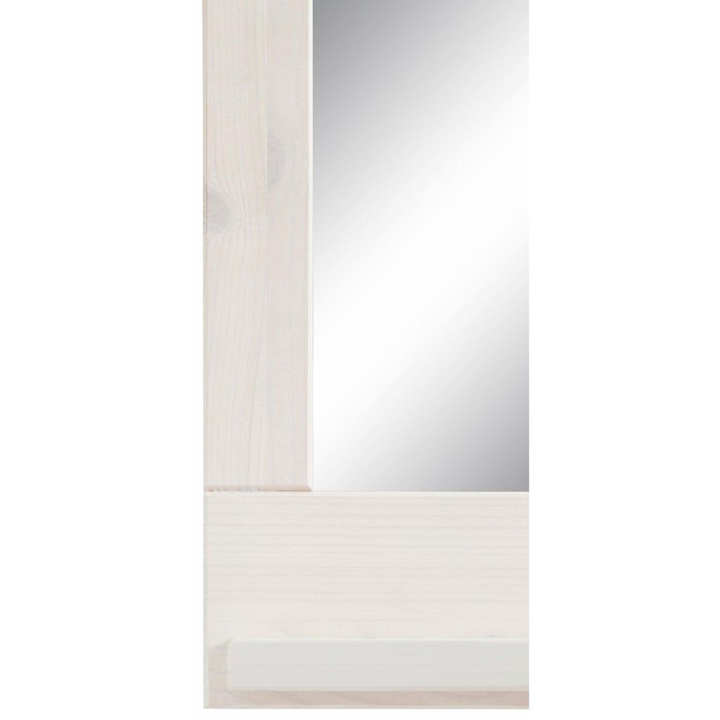 Home affaire Wandspiegel »Jossy«, aus Massivholz