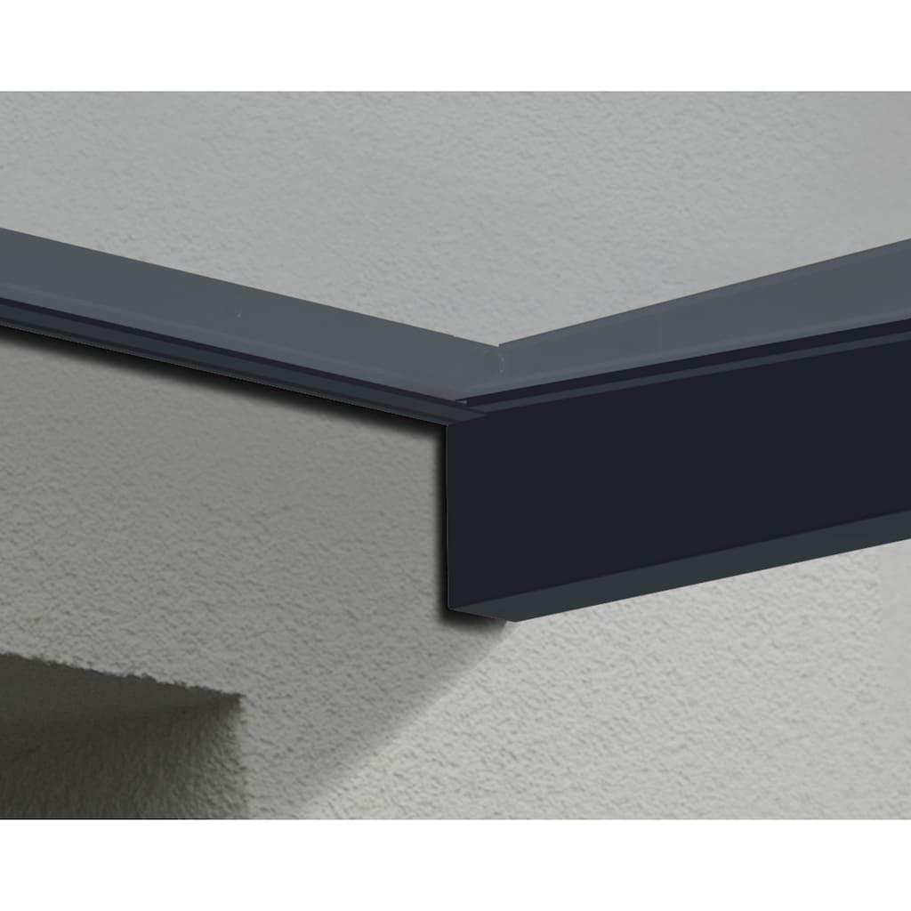 Palram Rechteckvordach »Sophia 2150«, 215x95x17 cm
