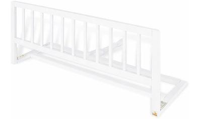 Pinolino® Bettschutzgitter »Classic, weiß lackiert« kaufen