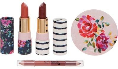 Lippenstift-Set »Vintage - Vintage Lips«, (4 tlg.) kaufen