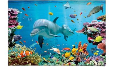 Reinders! Poster »Tropisch Unterwasser«, (1 St.) kaufen