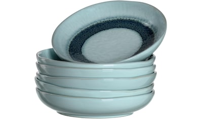 LEONARDO Suppenteller »Matera«, (Set, 6 St.), Keramik, Ø 21 cm kaufen